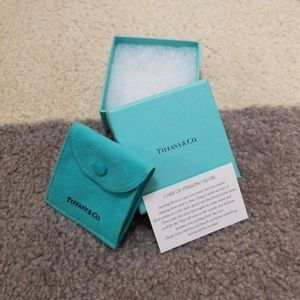 Tiffany co jewelry tiffanys box w bag mint condition poshmark jewelry tiffanys jewelry box w bag mint condition reheart Gallery